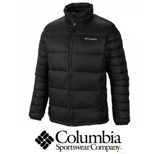 Columbia コロンビア メンズ ダウンジャケット ブラック 保温性高い colu05 5445