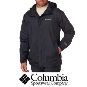 Columbia コロンビア メンズ ナイロンジャケット ブラック 撥水加工 colu06|5445