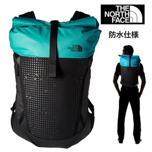 The North Face Gnomad Pack ノースフェイス リュックサック Dバッグ バックパック 防水仕様  27L fa41 エメラルド|5445