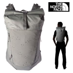 The North Face Gnomad Pack ノースフェイス リュックサック Dバッグ バックパック 防水仕様  27L fa42 グレー|5445