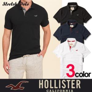 ホリスター メンズ ポロシャツ Hollister  h14...