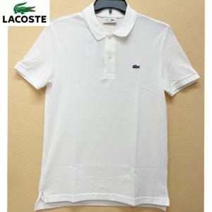 LACOSTE ラコステ メンズ ビッグロゴ ワンポイント Vネック Tシャツ 5色 la13|5445