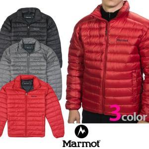 Marmot マーモット ダウンジャケット 700フィルパワー メンズ 軽量ダウン ブラック グレー レッド ma01 5445