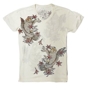 マークジェイコブス メンズTシャツ MARC BY MARC JACOBS アウトレット デッドストック品 mj15 バーガンディ 5445