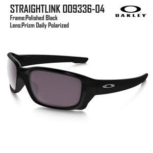 OAKLEY オークリー サングラス STRAIGHTLINK アジアンフィット OO9336-03  偏光サングラス UVカット oa251|5445