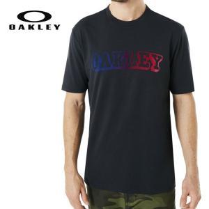 オークリー スポーツ Tシャツ 速乾 吸汗 OAKLEY ブラック 黒 oa261 XL USAサイズ 大きい|5445