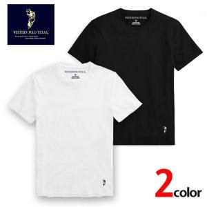 ウエスタン POLO Tシャツ ワンポイント 半袖  Tシャツ インナーに 一枚でもお洒落 WesternPOLO polo115|5445
