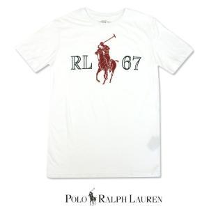 POLO Ralph Lauren ポロ ラルフローレン RRL ダブルアールエル 半袖 Tシャツ r459 ホワイト|5445