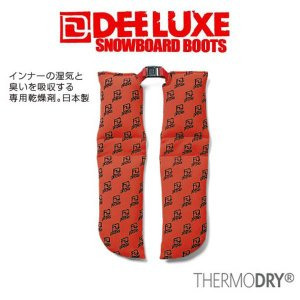 dlx-thermodry-red DEELUXE ディーラックス THERMO DRY サーモドライレッド スノーブーツ乾燥剤|54tide