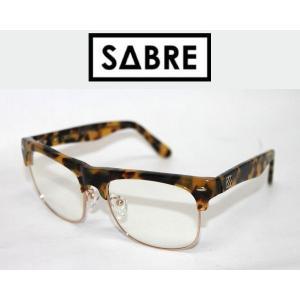 ステッカープレゼント SABRE セイバー メンズ レディースサングラス sv117-17812j 54tide