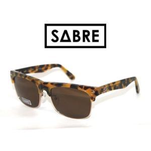 ステッカープレゼント SABRE セイバー メンズ レディースサングラス sv117-1783j 54tide