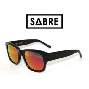 ステッカープレゼント SABRE セイバー メンズ レディースサングラス sv118-115b 54tide