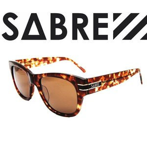 ステッカープレゼント SABRE セイバー メンズ レディースサングラス sv118-23j 54tide