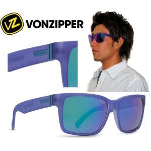 VONZIPPER ボンジッパー メンズ レディースサングラス vz-ad217-001pur|54tide