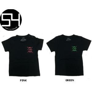 54TIDE 54ORIGINAL TEE オリジナルTシャツ TOKYO WEST 半袖ティーシャツ ボーイズ ガールズ|54tide