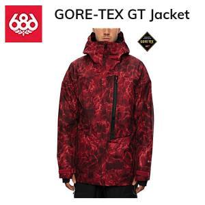 シックスエイトシックス 686 GORE-TEX GT Jacket メンズ ゴアテックス GT ジ...