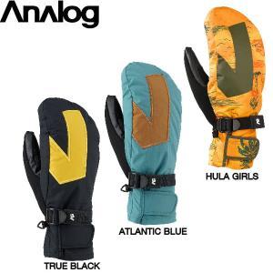 メンズ ミット グローブ スノーボード ミトン 手袋 アナログ ANALOG GENTRY MITT 54tide