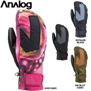 アナログ ANALOG メンズ ミットグローブ ミトン スノーボード|54tide