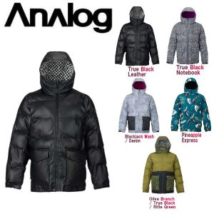 特典あり ANALOG アナログ Kilroy Jacket メンズ スノージャケット アウター ウェア スノーボード ウェアー|54tide