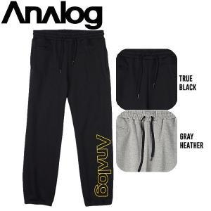 ANALOG アナログ Analog Company Sweatpant メンズスウェットパンツ 長ズボン 54tide