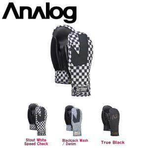 ANALOG アナログ 2017-2018 Gentry Mitt メンズ スノーミット ミトン グローブ 手袋 スノーボード|54tide
