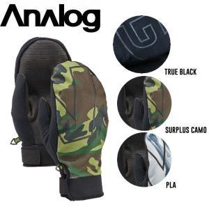 ANALOG アナログ Avatar Mitt メンズスノーミット ミトン 手袋