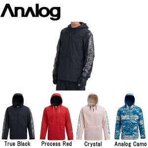 アナログ ANALOG メンズ スノージャケット スノーウェア アノラックジャケット アウター スノーボード Men's Analog Chainlink Anorak|54tide