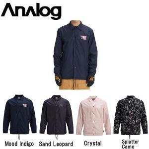 アナログ ANALOG メンズ スノージャケット スノーウェア コーチジャケット アウター スノーボード Men's Analog Sparkwave Jacket|54tide