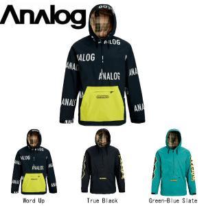 アナログ ANALOG CHAINLINK ANORAK JACKET メンズ レディース 男女兼用 スノージャケット スノーウェア アウター スノーボード|54tide
