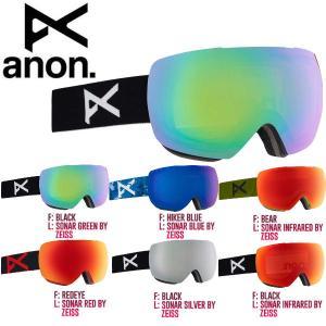 ANON アノン MIG Goggle メンズ スノーゴーグル スノーボード アジアンフィット 54tide