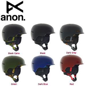 アノン ANON メンズ ヘルメット プロテクター スノーボード S・M・L・XL 6カラー Anon Highwire Helmet 54tide