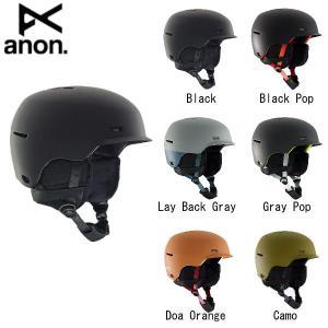 アノン ANON Mens Anon HIGHWIRE HELMET メンズ ヘルメット プロテクター スノーボード S・M・L・XL 6カラー|54tide