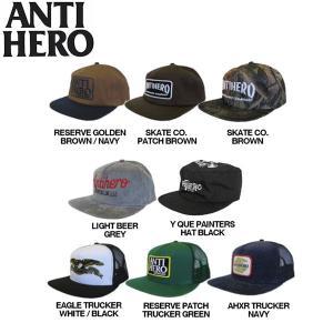 アンタイヒーロー ANTI HERO メンズキャップ 帽子 アンチヒーロー|54tide