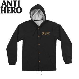ANTI HERO アンタイヒーロー STOCK EAGLE Hooded Windbreaker アンチヒーロー メンズ ジャケット ウィンドブレーカー  アウター|54tide