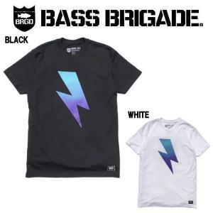 バスブリゲード BASS BRIGADE BOLT GRADIENT TEE メンズ Tシャツ 半袖 アウトドア フィッシング 釣り|54tide