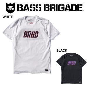 バスブリゲード BASS BRIGADE メンズ Tシャツ 半袖 アウトドア フィッシング 釣り 2カラー S・M・L・XL BRGD STARS TEE|54tide