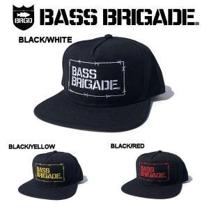 バスブリゲード BASS BRIGADE WIRED BB SNAPBACK HAT メンズ キャップ  スナップバック 3カラー|54tide