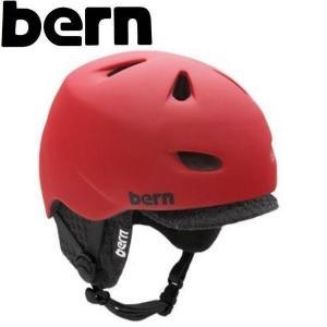 【汚れ有】【BERN】バーン  Wt BrentWood Mt Red Blk Visor XL メンズヘルメット 自転車 バイザー有り L-XL|54tide