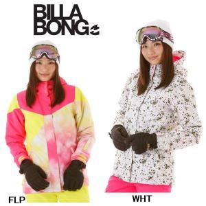 スノージャケット レディース ビラボン BILLABONG スノーボードウェア ウェア スノボ|54tide