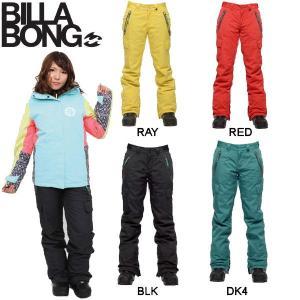 ビラボン レディース スノーパンツ BILLABONG スノーボード スノーウェア ウエア ズボン|54tide