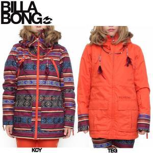 ビラボン レディース スノージャケット BILLABONG スノーボード スノーウェア ウエア|54tide