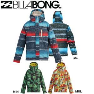 BILLABONG ビラボン ボーイズスノージャケット スノーウェア ウエア キッズ|54tide
