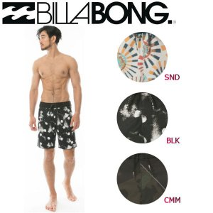 ビラボン BILLABONG メンズサーフパンツ 水着 ボードショーツ 海パン Platinum X SURF PANST サーフィン 28-34インチ 3カラー SUNDAYS X|54tide