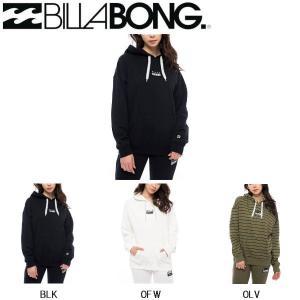 【BILLABONG】ビラボン 2019 秋冬 レディース CORE LINE スウェットパーカ アウター スノーボード ウィンターウェア 長袖 3カラー M-L|54tide