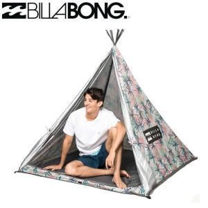 ビラボンBILLABONG TEPEE テント 簡易テント 折り畳み コンパクト プール 海水浴 キャンプ BBQ|54tide