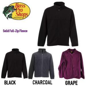バスプロショップス Bass Pro Shops Fleece Jacket メンズ フリース 長袖 ジャケット アウター S・M・L・XL・XXL 3カラー【正規品】|54tide