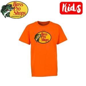 バスプロショップス Bass Pro Shops Johnny Morris Woodcut Logo T-Shirt キッズ ユース ジュニア 半袖Tシャツ ティーシャツ トップス|54tide