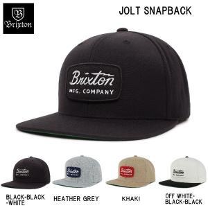 ブリクストン BRIXTON メンズ スナップバック キャップ 帽子 JOLT SNAPBACK|54tide