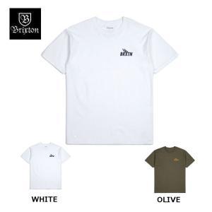 ブリクストン BRIXTON メンズ 半袖Tシャツ ティーシャツ トップス ROGERS III S/S STANDARD TEE 54tide