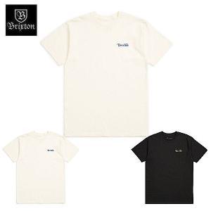ブリクストン  BRIXTON メンズ 半袖Tシャツ ティーシャツ トップスGRADE III S/S STANDARD TEE 54tide